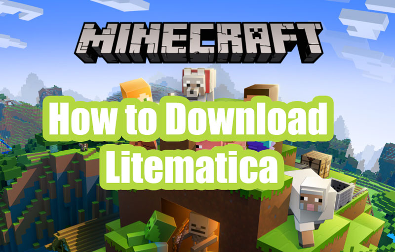 How to Download Litematica | Piece of the Puzzle